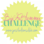 Big Fat Summer Challenge: Bikini Swimsuit