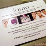 Ioma Skincare Launch Party!