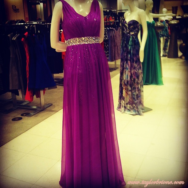 Saks Prom Dresses - Evening Wear