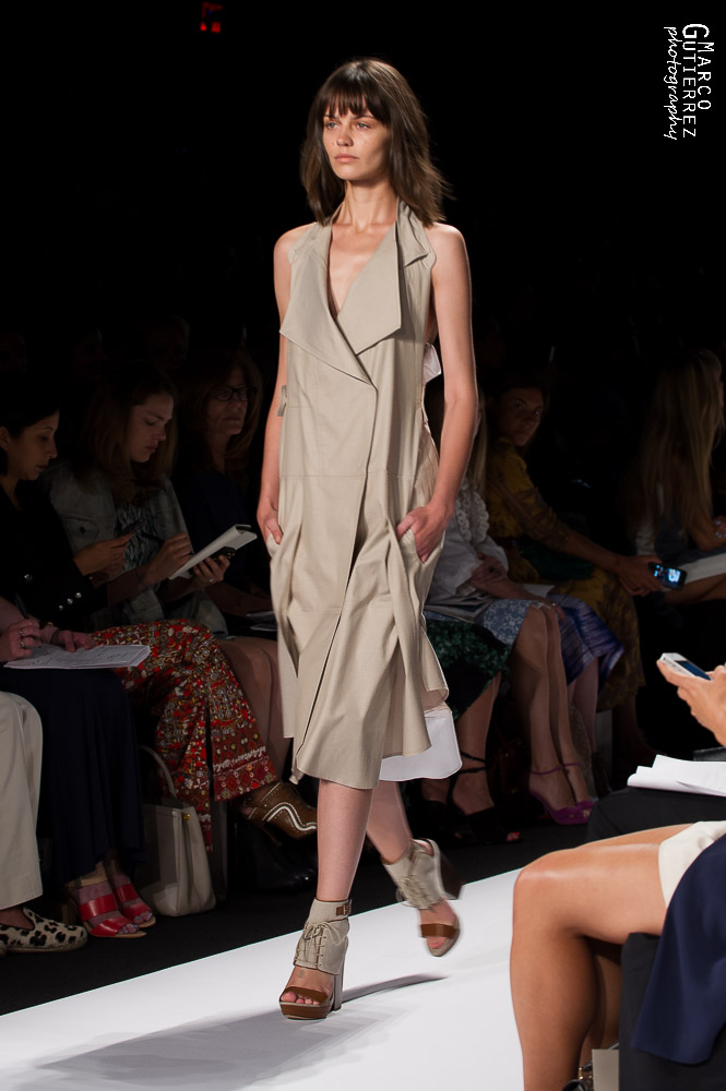 BCBG MAXAZRIA at New York Fashion Week
