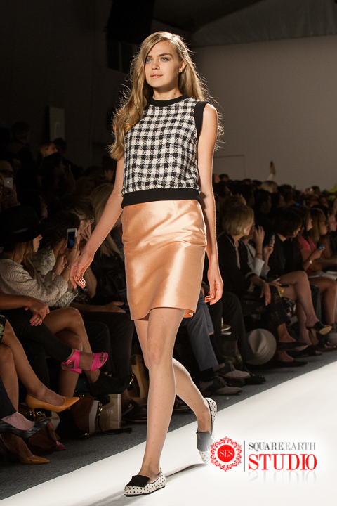 Ruffian at New York Fashion Week 2013