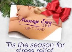 massage envy holiday