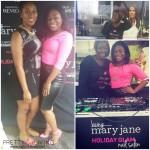 #BeingMaryJane Holiday Glam Tour Houston!