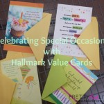 Celebrating Birthdays with Hallmark Value Cards