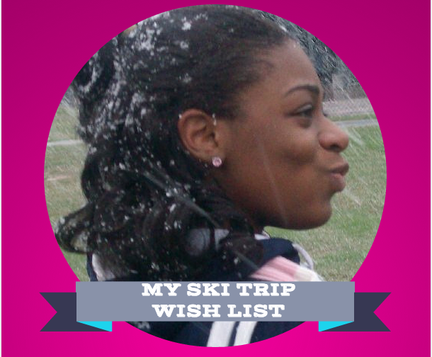 I'm Going Skiing! #BlackGirlsSkiToo