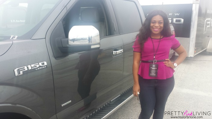 My Ford F-150 Driving Experience