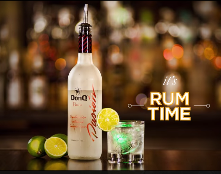 Rums of Puerto Rico Present: Rum Times +Cocktail Recipe! #ItsRumTime