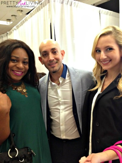 Clarins Makeup Event featuring the African Stalker!