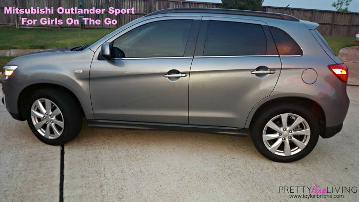 Mitsubishi Outlander Sport, The Perfect Car For Girls on The Go! #DriveMitsubishi