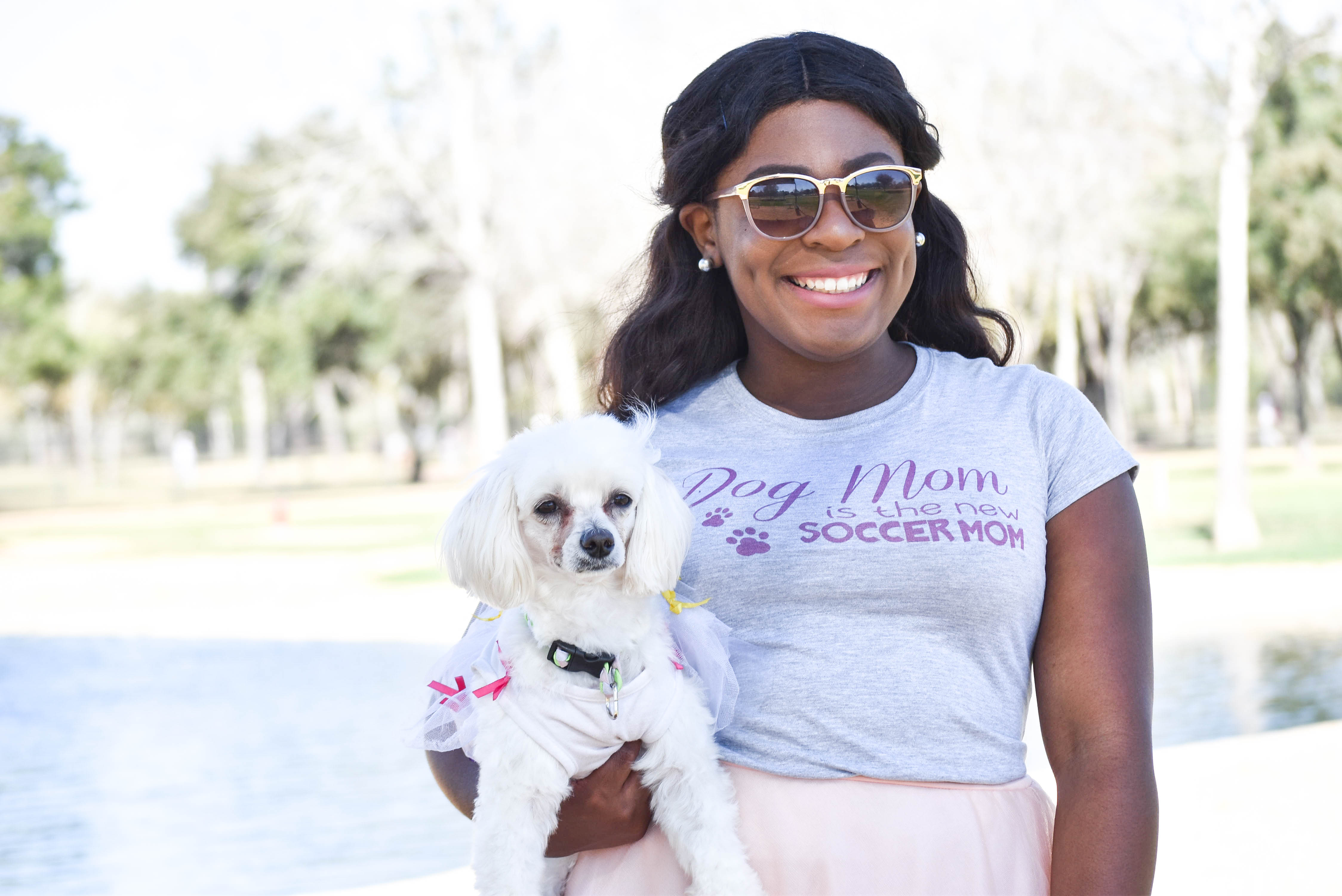 Dog Mom Is The New Soccer Mom Shirt!