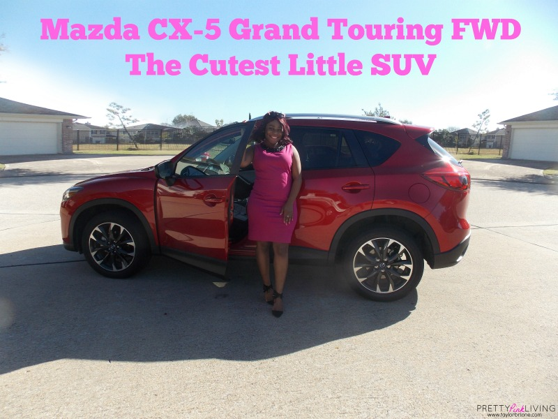 Mazda CX-5 Grand Touring : A Cute Little SUV!!