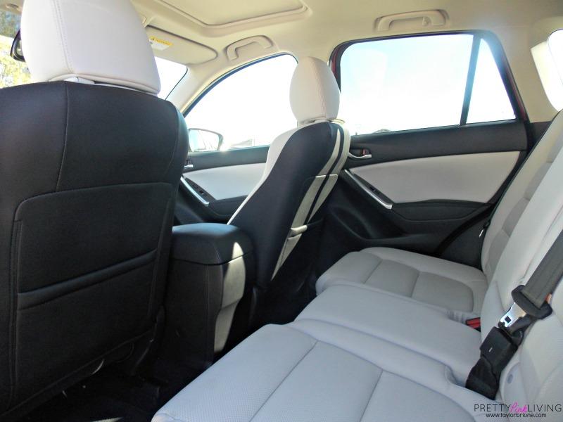 Mazda-CX-Interior