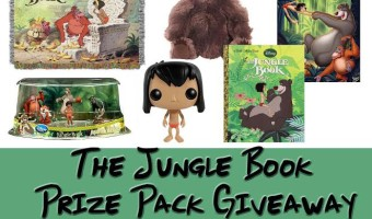 The Jungle Book Giveaway!!!
