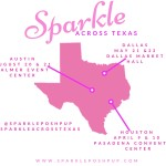 I'm Going on Tour!! #SparkleAcrossTexas