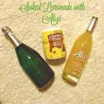 Spiked Lemonade with Alizé! #AlizéInColor