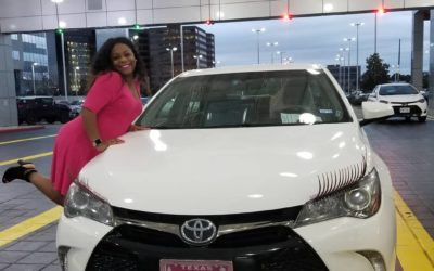 My New Car and The Houston Auto Show (Giveaway)! #ToyotaHAS #HouLovesCars