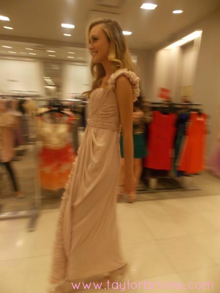 1298a71486 Saks Prom Dress Event - Pretty Pink Living