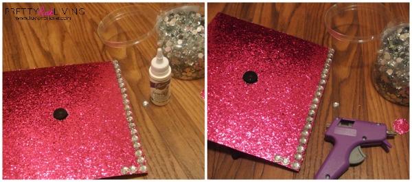 Diy Graduation Cap Decorating Prettypinkgrad Pretty Pink Living